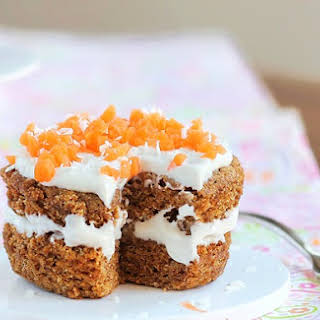 Five-Minute Carrot Cake.