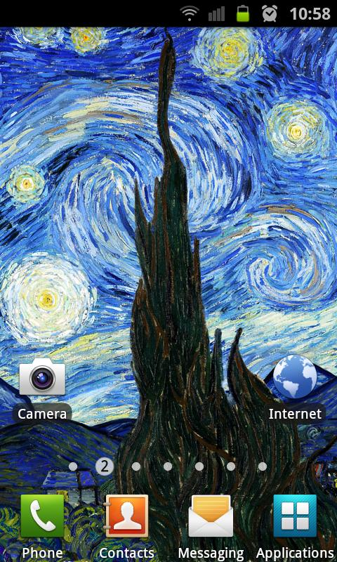 Related pictures free from van gogh s sunflowers myspace background