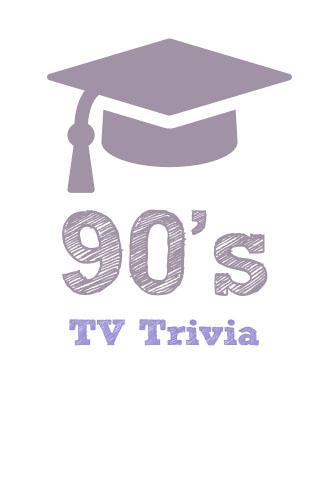 90s Tv Show Trivia