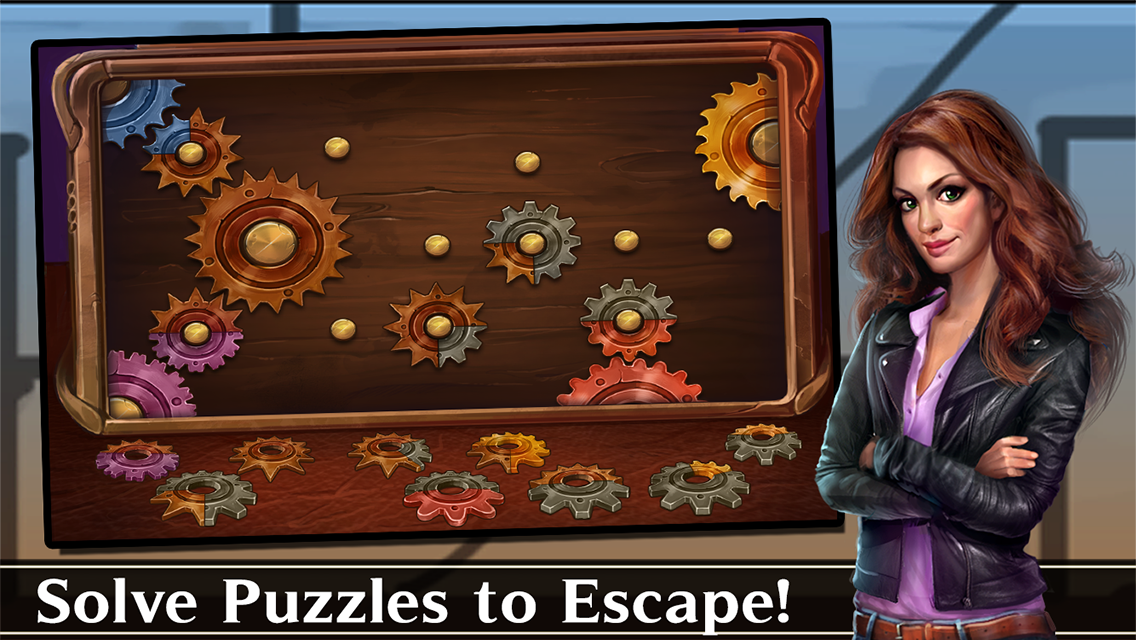 Screenshots of Adventure Escape: Murder Manor for iPhone