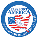 Passport America icon