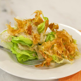 Artichoke and Hearts of Palm Salad.