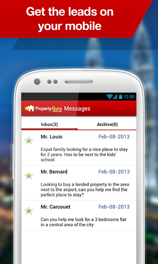 AgentNet Malaysia - screenshot