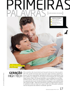 Revista Crescer Digital - screenshot thumbnail