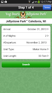 Book Jellystone Park™- screenshot thumbnail