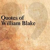 Quotes of William Blake