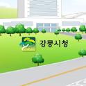 강릉시청 logo