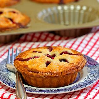 Apple Berry Mini Pies