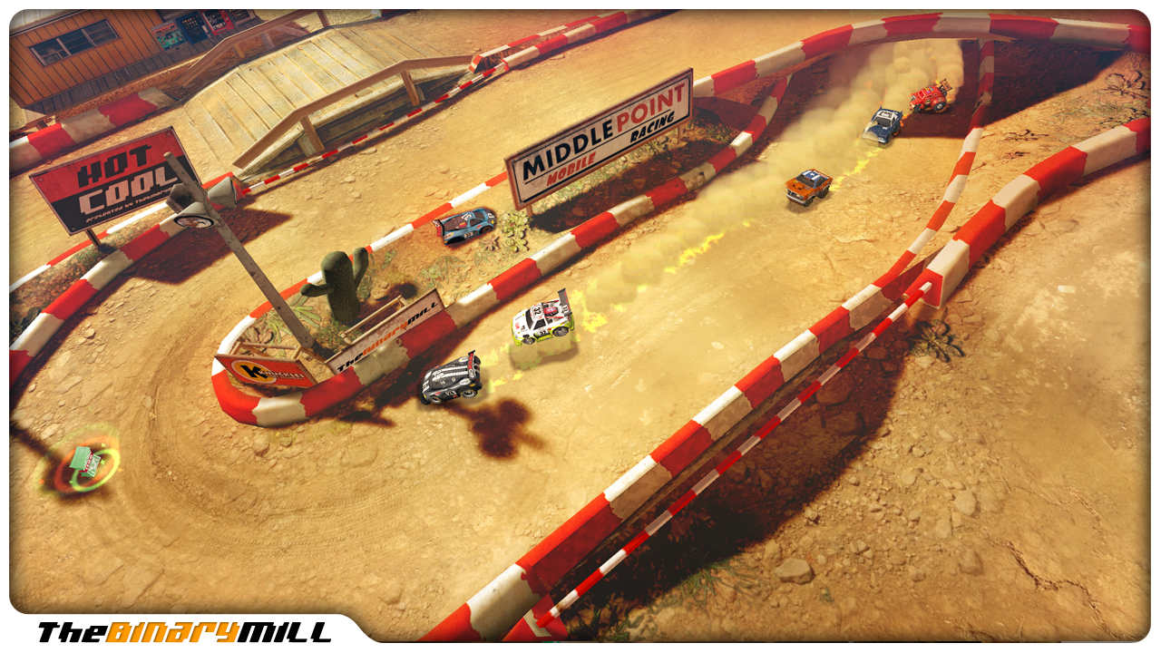 mini motor racing multiplayer