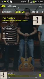 CloudAround Music Player Screenshot 4