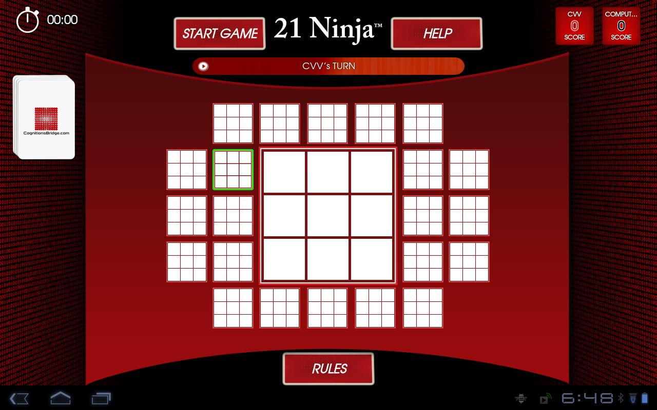 21 Ninja - screenshot