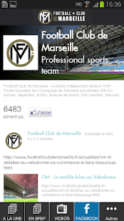 Football Club de Marseille- screenshot thumbnail