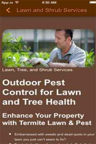 Termite Lawn Pest Inc.
