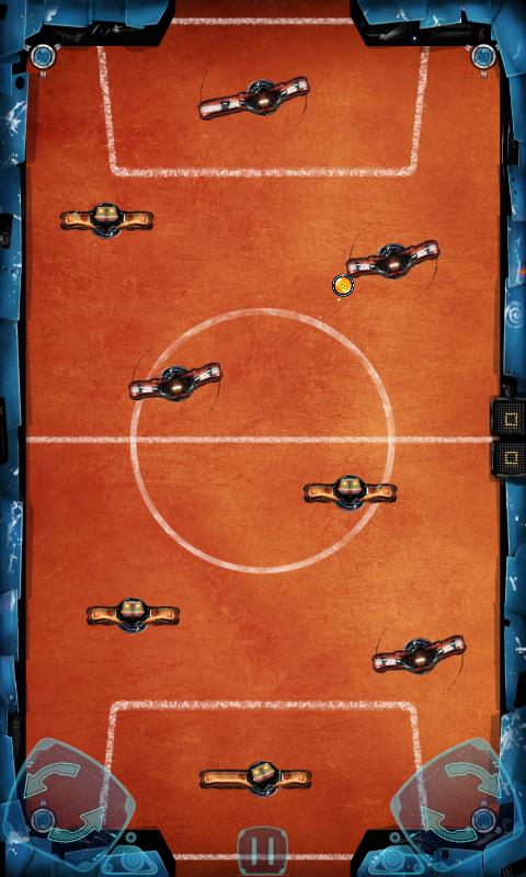 SpinSoccer - screenshot