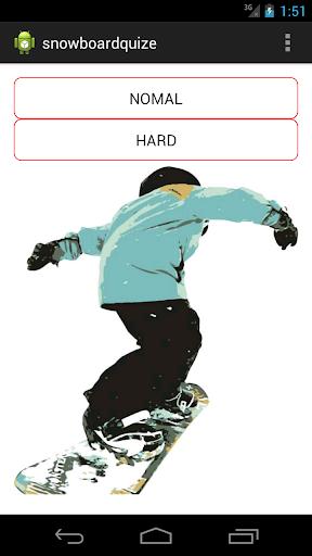 スノーボード初心者のための雑学クイズ