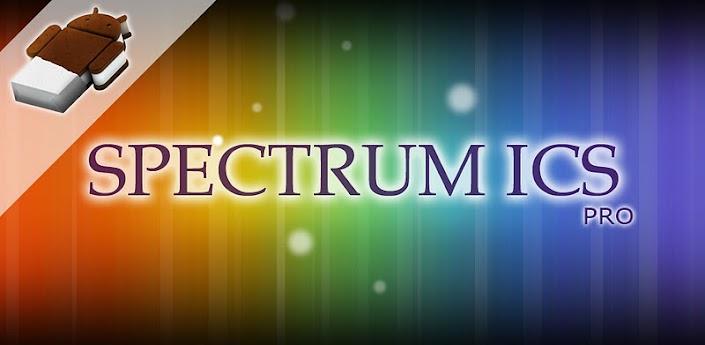 Spectrum ICS Pro LWP apk
