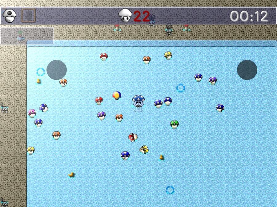 MushRoom Bounce! - screenshot