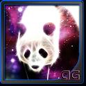 Starfield Panda Galaxy LWP icon