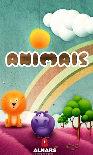 Jogo de Animais para Criança