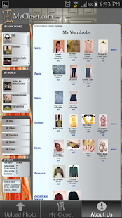 MyCloset.com Mobile Assistant- screenshot thumbnail