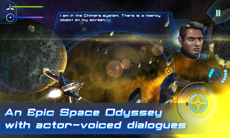 Beyond Space screenshot #5
