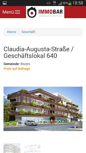 Immobar - Immobilien Südtirol