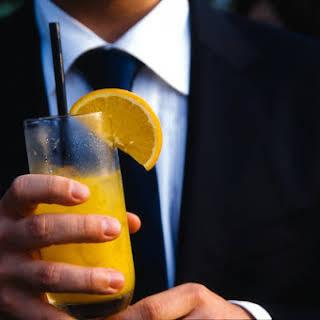 Screwdriver Cocktail.