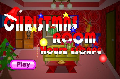 Christmas Room House Escape