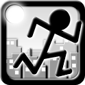 Black Runner icon