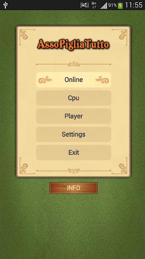 【免費紙牌App】AssoPigliaTutto e Scopa Free-APP點子