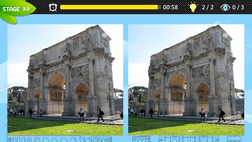 【免費解謎App】找出不一樣的羅馬,意大利-APP點子