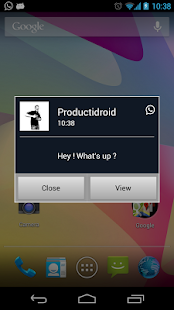 Popup Notifier Free - screenshot thumbnail