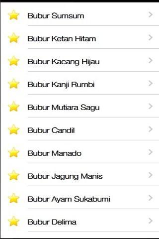 Aneka Resep Bubur Nusantara