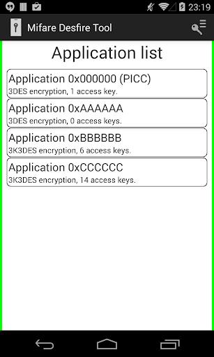 【免費工具App】Mifare Desfire EV1 Tool-APP點子