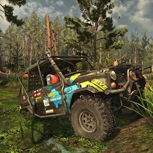 4×4 mountain offroad for PC and MAC