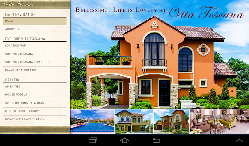 Vita Toscana Interactive Maps