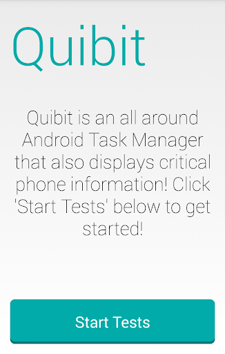Quibit Task Manager Donate