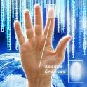 Fingerprint Scanner Lock Free icon