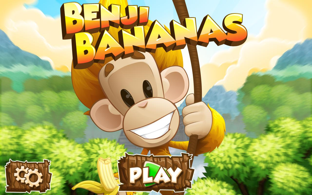 Benji Bananas - screenshot