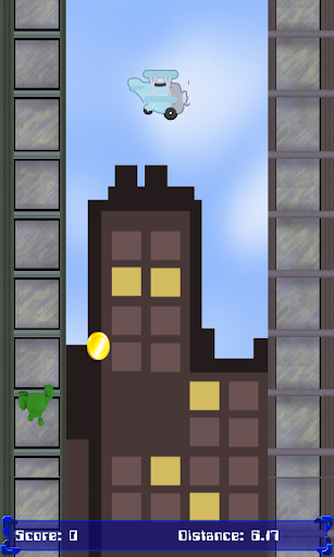 Robo Wall Crawler