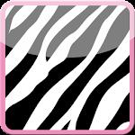 GO Keyboard Zebra Theme