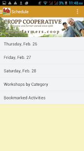MOSES Organic Conference - screenshot thumbnail