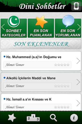 【免費書籍App】Dini Sohbetler-APP點子