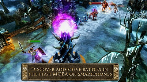 Heroes of Order & Chaos Screenshot 25