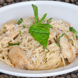 Creamy Chicken Alfredo Pasta Recipes.
