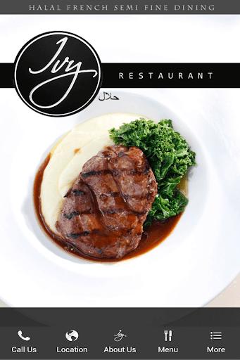 【免費商業App】Ivy Restaurant-APP點子