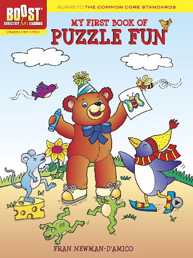 Puzzle Fun Boost Common Core