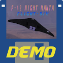 F-42 Night Manta (free) icon
