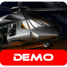 Stealth Chopper Demo 3D icon