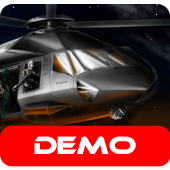 ★ Stealth Chopper Demo 3D ★